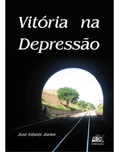 Livro Vitória Na Depressão