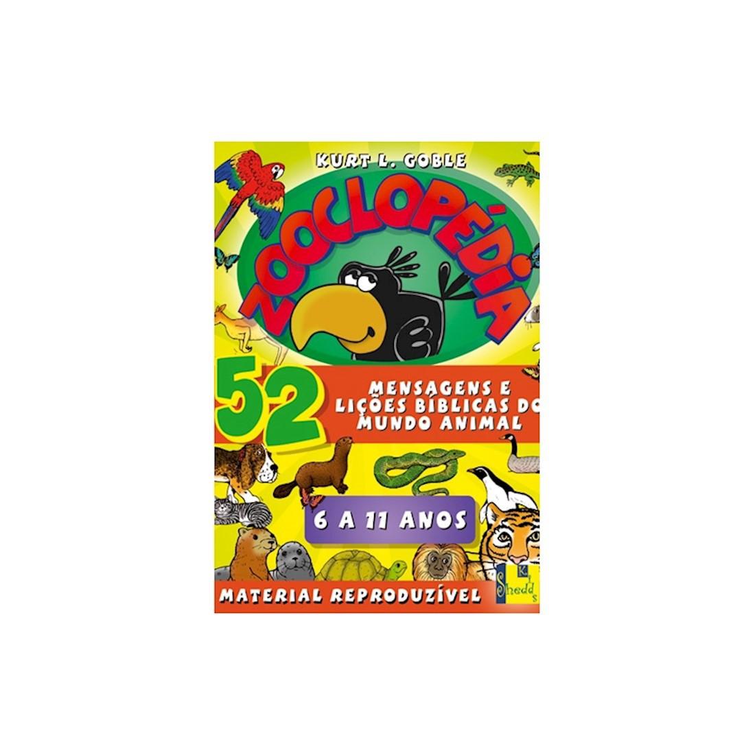 Livro Zooclopédia