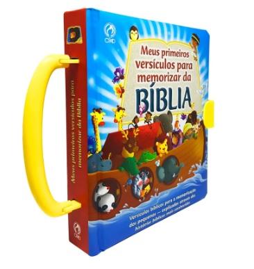 Meus Primeiros Versículos Para Memorizar da Bíblia