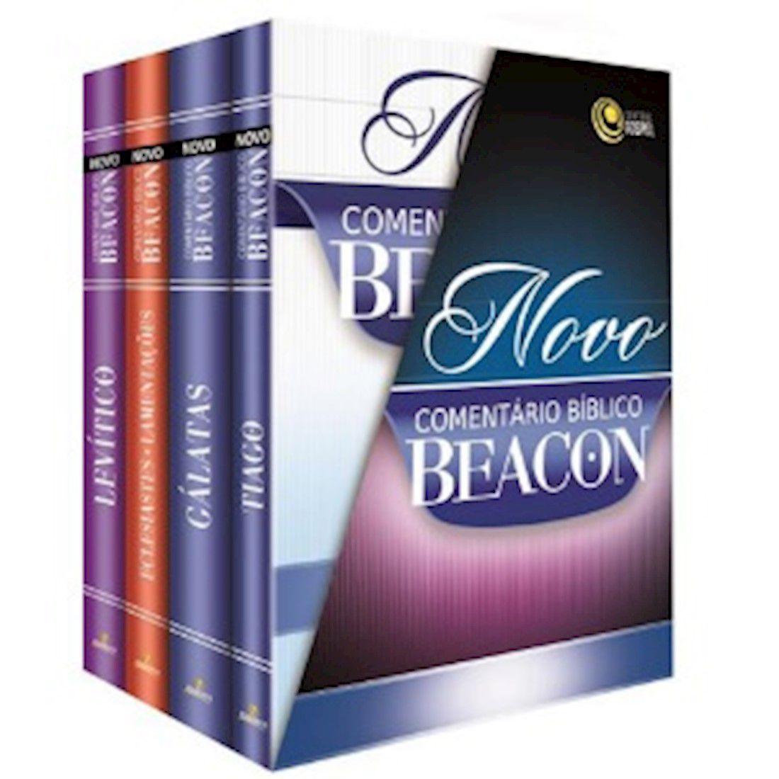 Novo Comentário Bíblico Beacon Vol 02