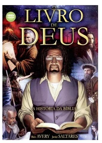 O Livro de Deus - A História da Bíblia em Quadrinhos