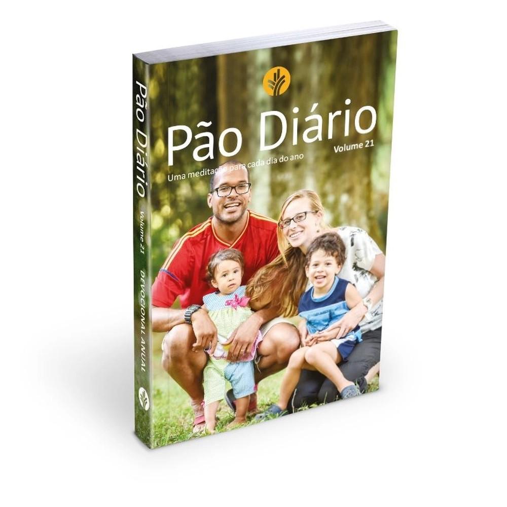 Pão Diário Vol. 21 - 2018