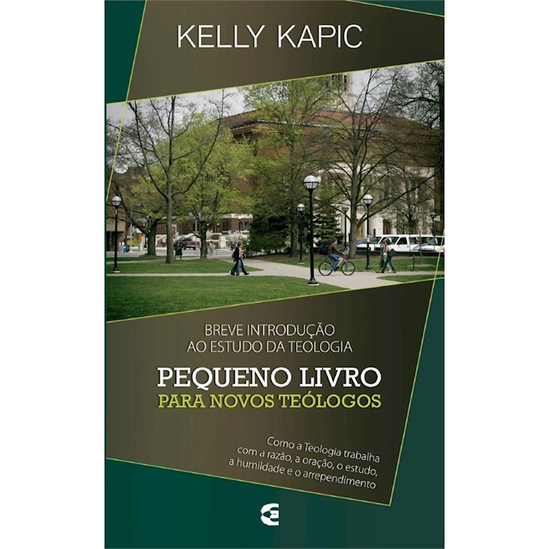 Pequeno Livro Para Novos Teólogos