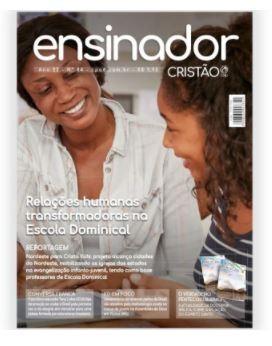 Revista Ensinador Cristão - Ano 21  Nº 82