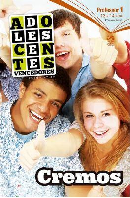 Revista Escola Dominical   Lições Bíblicas - Adolescentes - (2º Trimestre - 2021)