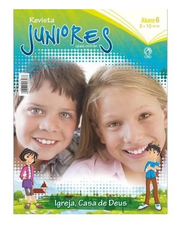 Revista Escola Dominical | Lições Bíblicas - Juniores (1º Trimestre - 2021)