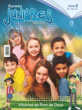 Revista Escola Dominical | Lições Bíblicas - Juniores (3º Trimestre - 2021)