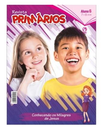Revista Escola Dominical | Lições Bíblicas - Primários (1º Trimestre - 2021)