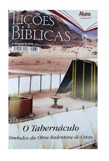 Revista| Lições Bíblicas - Adultos Aluno Letra Grande (2º Trimestre - 2019)