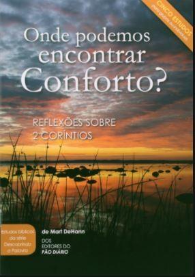 Revista Onde Podemos Encontrar Conforto?