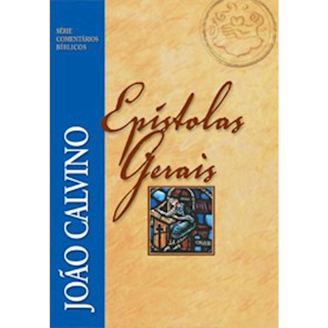 Série Comentários Bíblicos - Epístolas Gerais