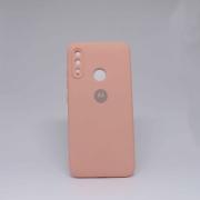 Capa Motorola E6 Plus Autêntica Com Proteção Na Câmera