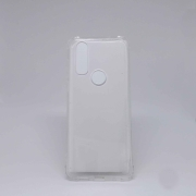 Capa Motorola One Action Transparente