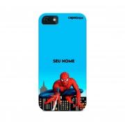 Capa Personalizada Homem Aranha Nome