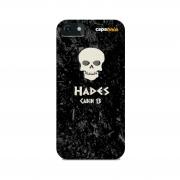 Capa Personalizada Percy Jackson - Hades Cabin 13