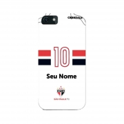 Capa Personalizada São Paulo Nome