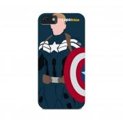 Capa Personalizada Super Herói - Capitão América