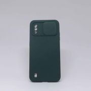 Capa Samsung Galaxy A01 Autêntica Com Proteção Na Câmera