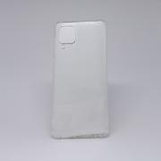 Capa Samsung Galaxy A12 Transparente