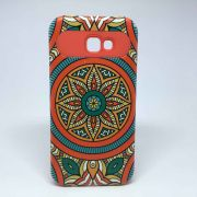 Capa Samsung Galaxy A7 2017 Antiqueda Estampada