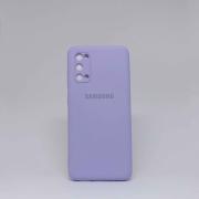 Capa Samsung Galaxy S20 Autêntica Com Proteção Na Câmera