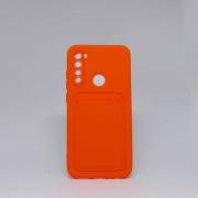 Capa Xiaomi Note 8 Autêntica Com Porta Cartão