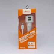Carregador Veicular Kaidi Para iPhone
