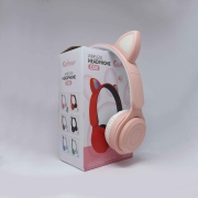 Fone De Ouvido Gatinho Bluetooth