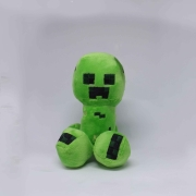 Pelucia Creeper Minecraft