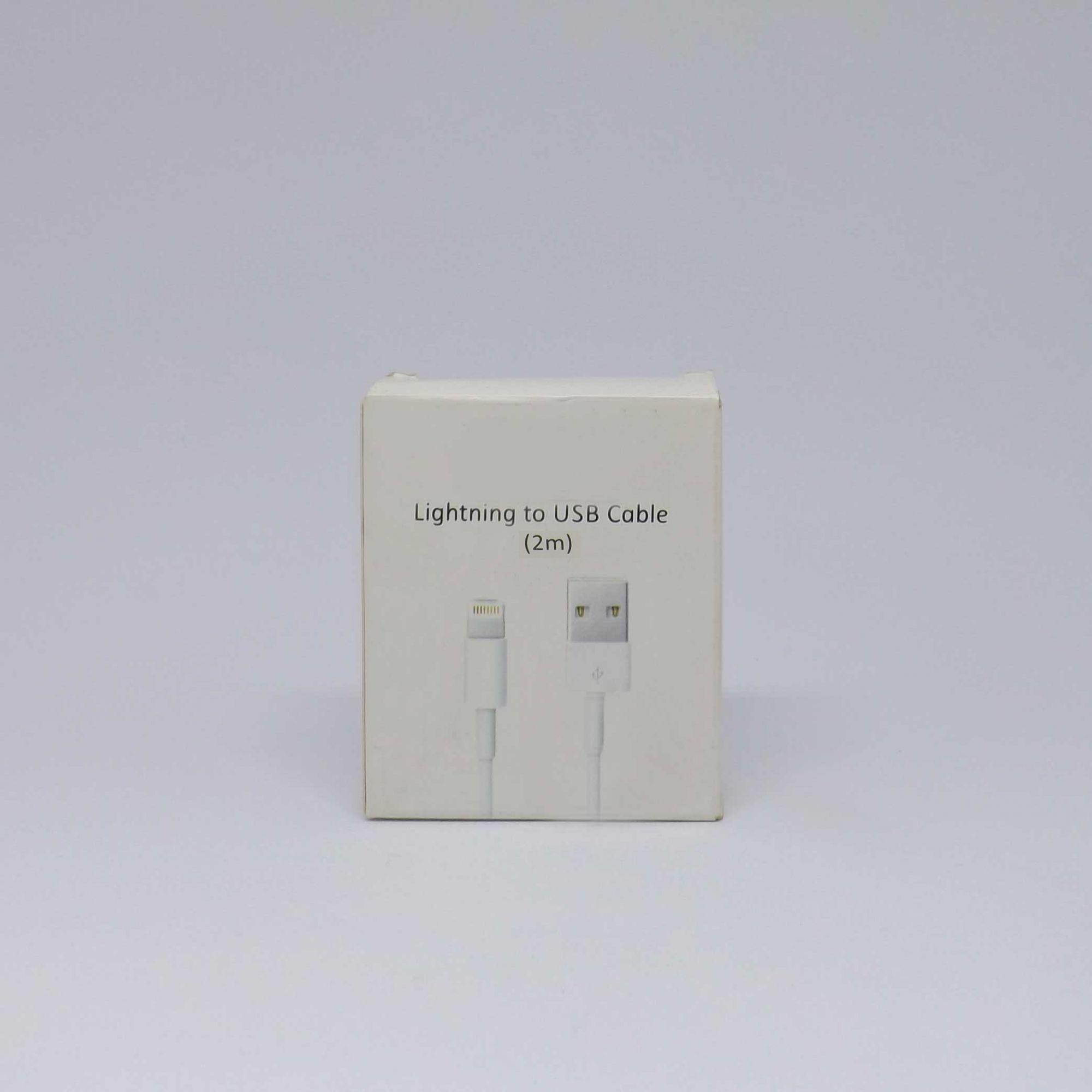 Cabo Lightning USB (2m) Para iPhone