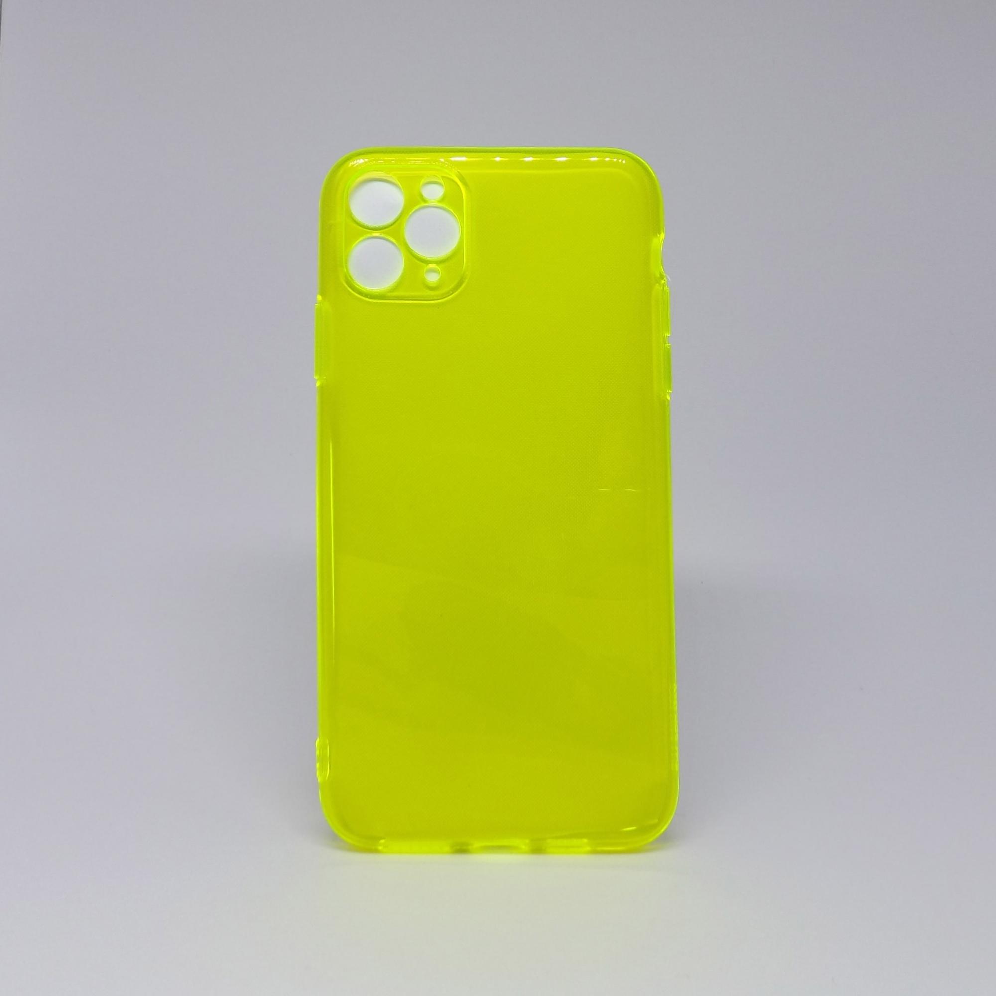 Capa IPhone 11 Pro Max Neon