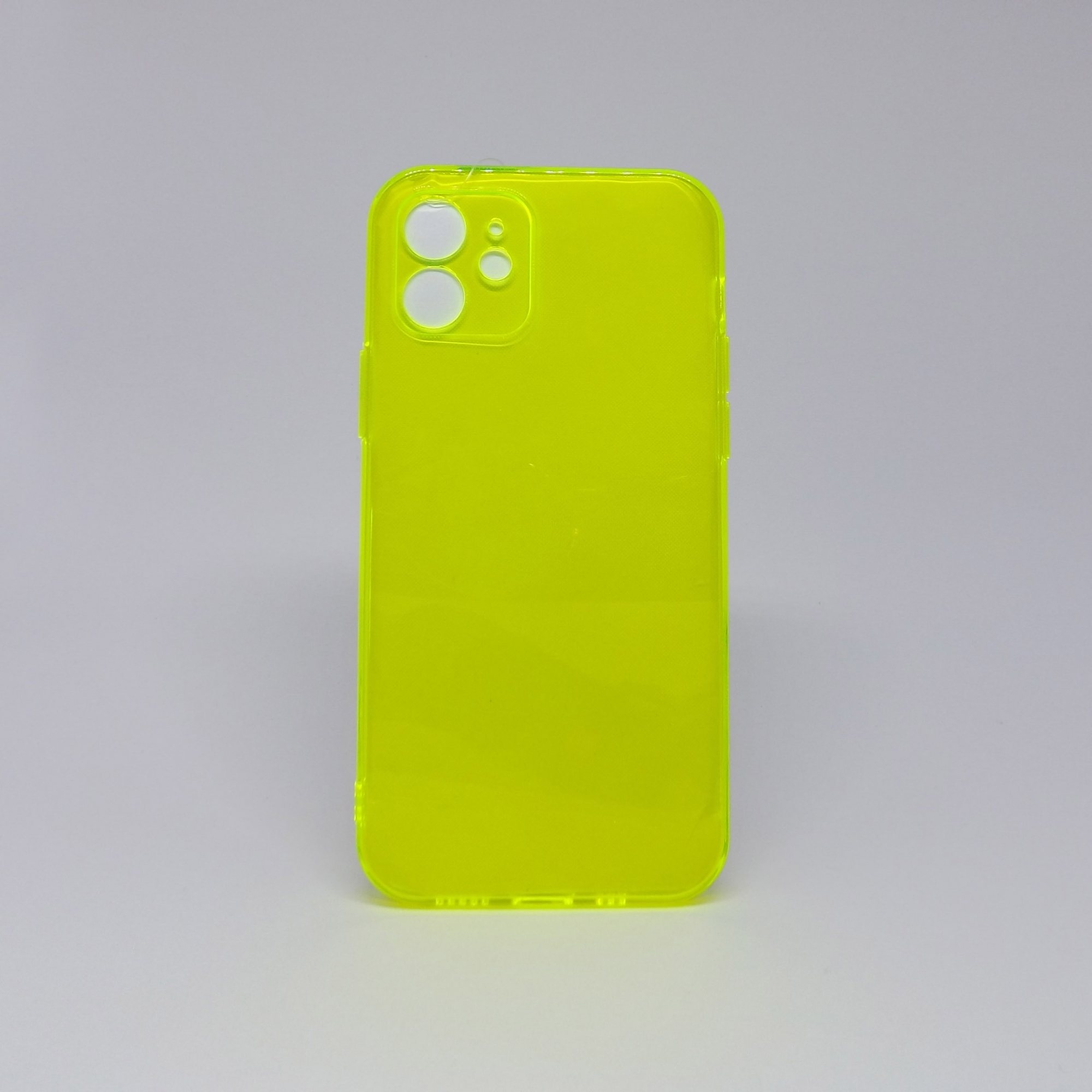 Capa IPhone 12 Pro Neon