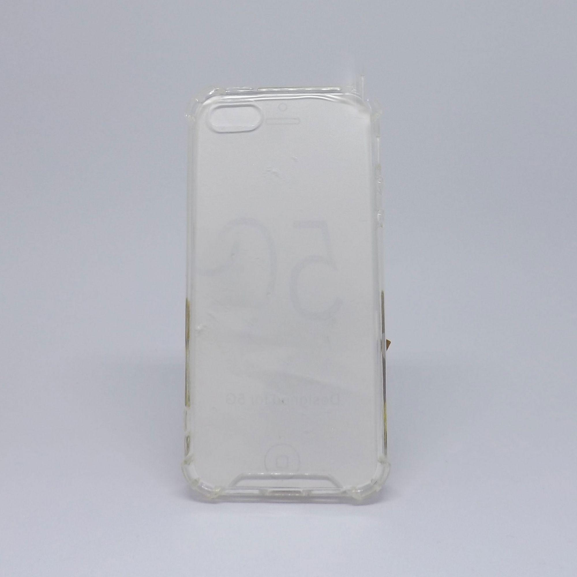 Capa Iphone 5s/SE Antiqueda Transparente