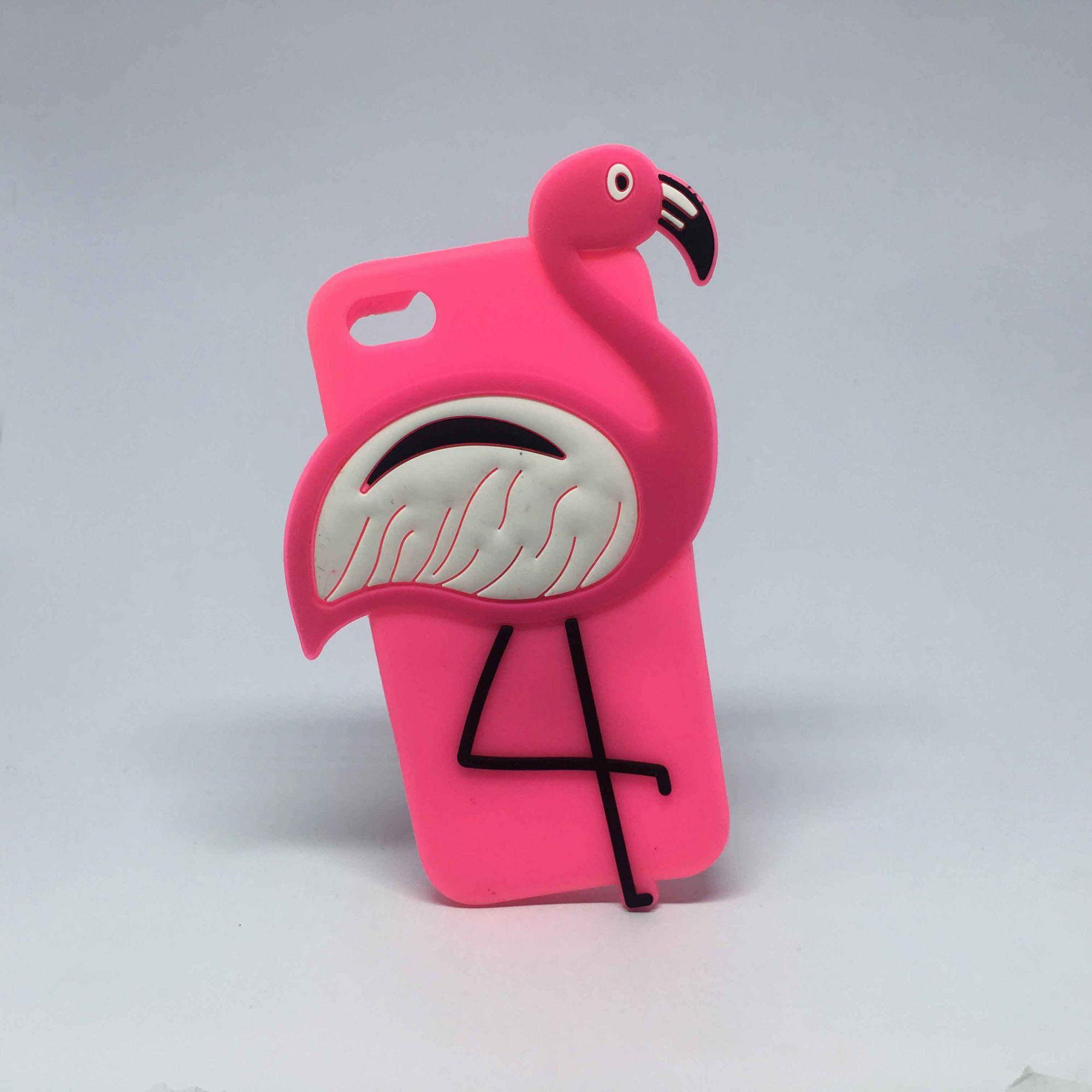 Capa Iphone 5s/SE Personagens - Flamingo
