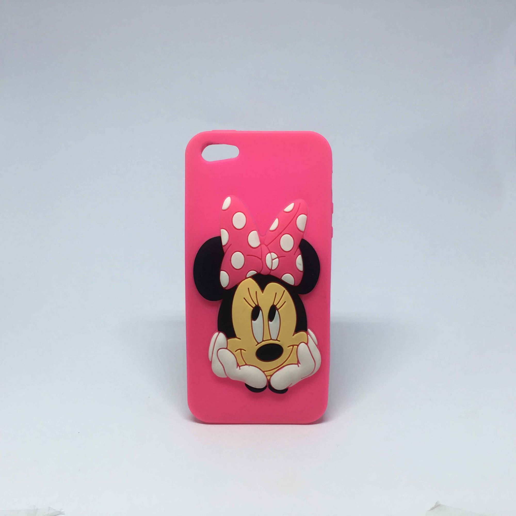Capa Iphone 5s/SE Personagens - Minnie