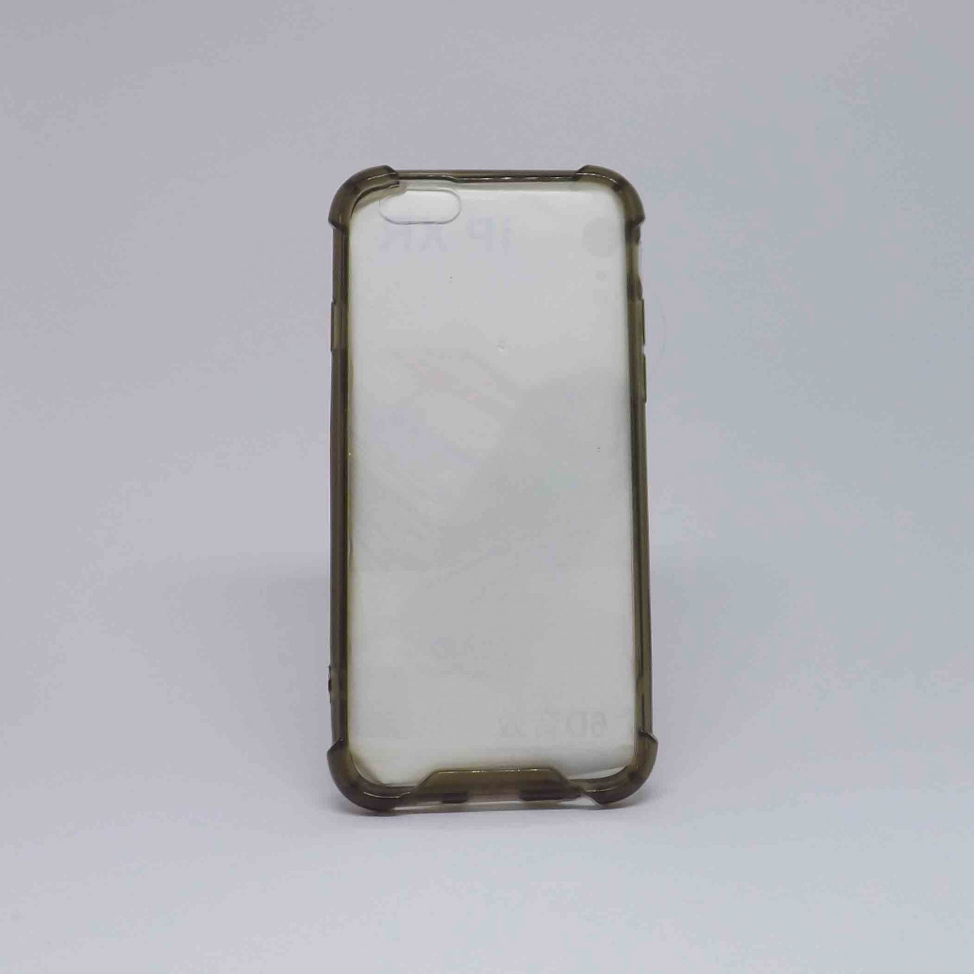 Capa Iphone 6s  Antiqueda Transparente