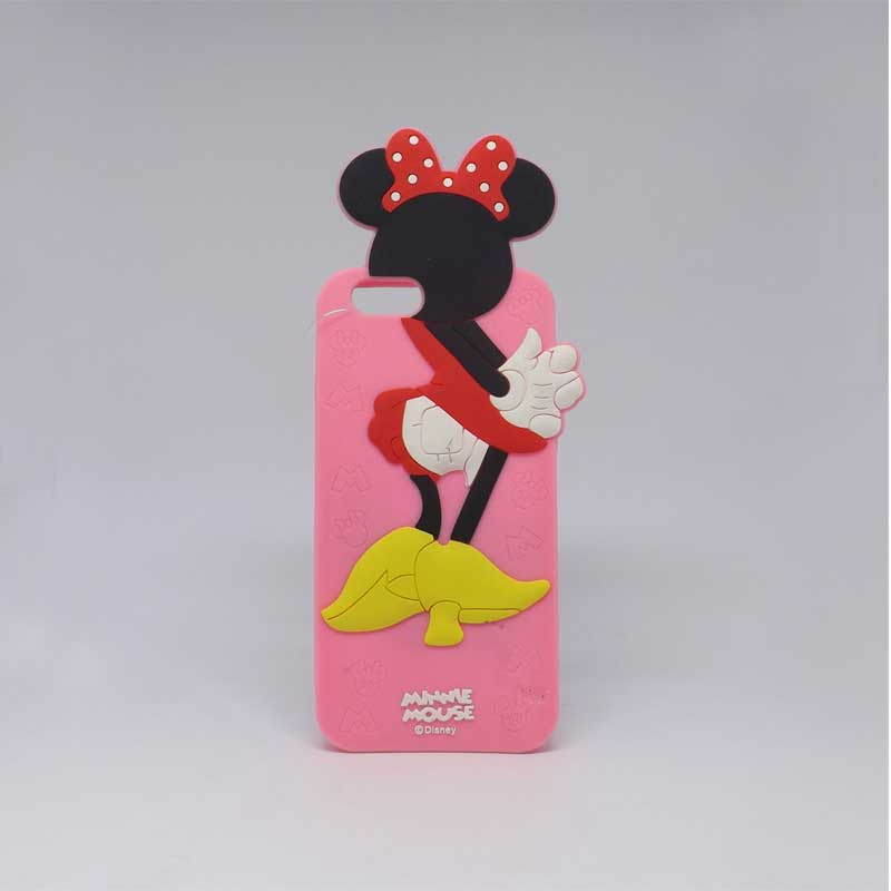 Capa iPhone 6s Personagens - Minnie