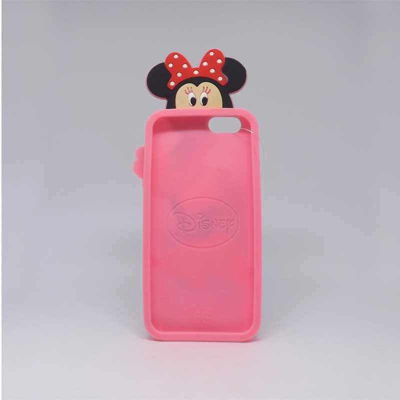 Capa iPhone 6s Personagens - Minnie