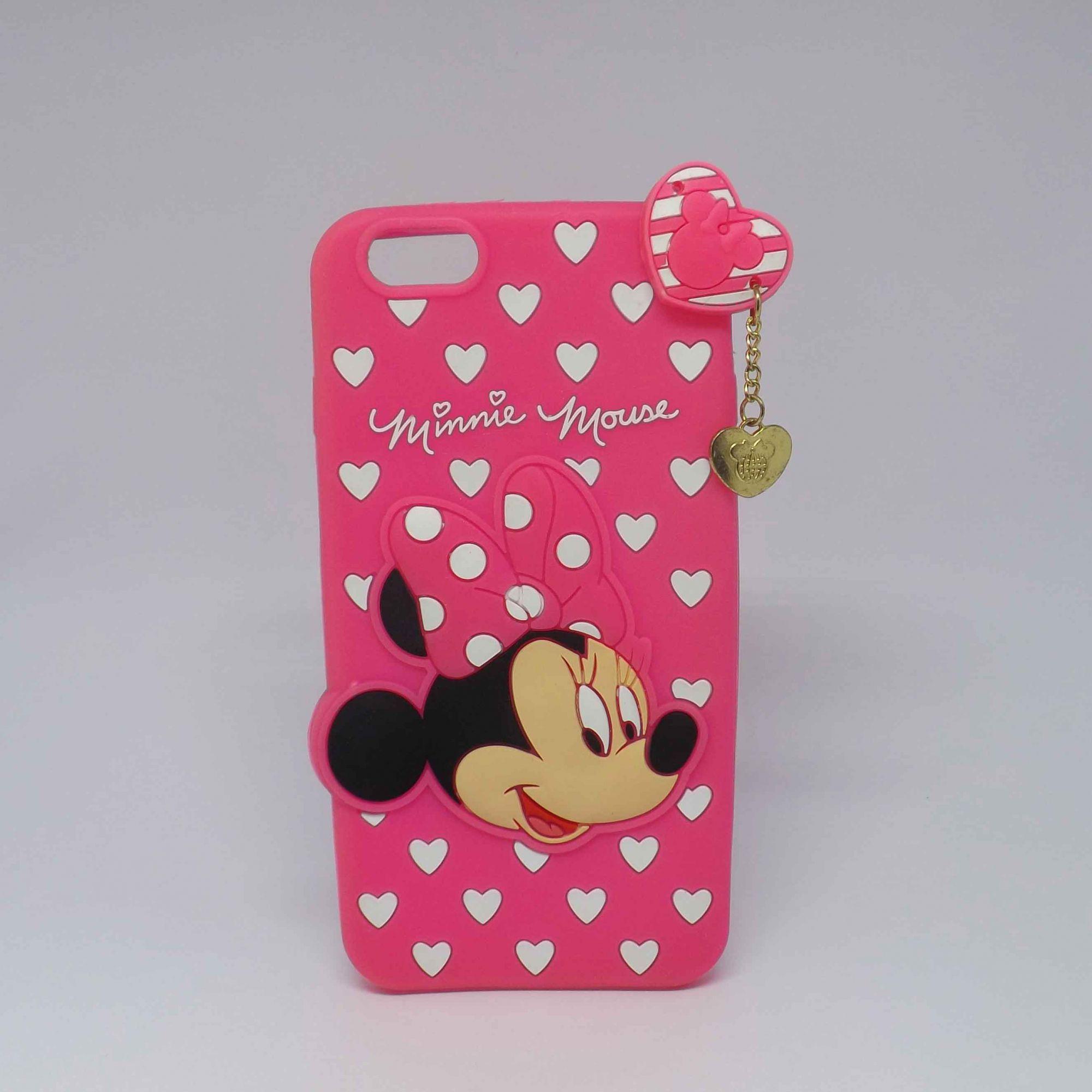 Capa iPhone 6s Plus Personagens -  Minnie