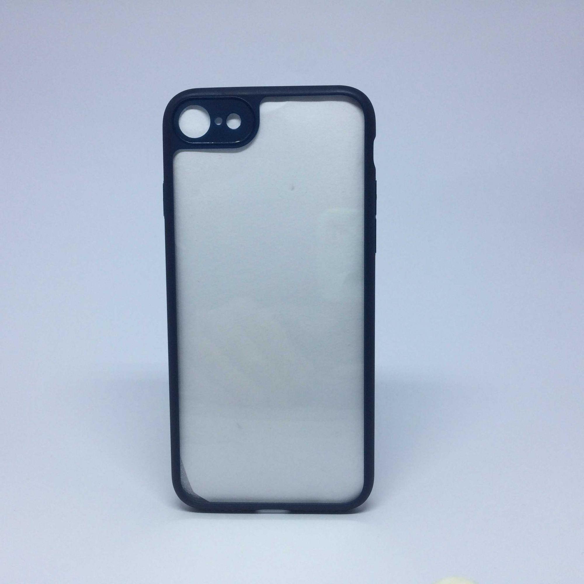 Capa iPhone 6s SGP Transparente com Borda Colorida