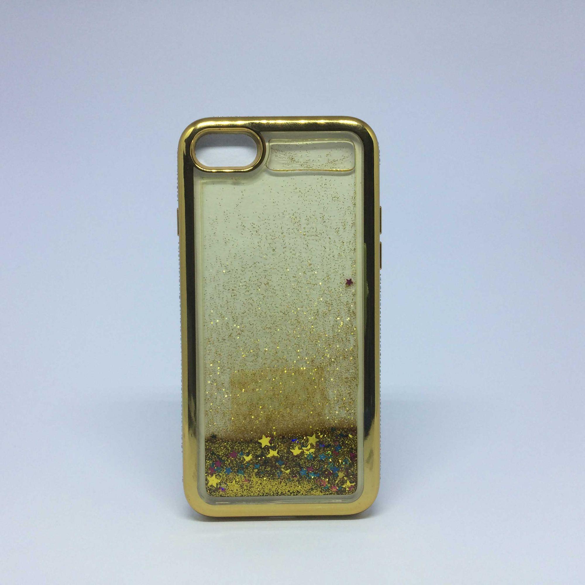 Capa Iphone 7/8 Brilho Estampado