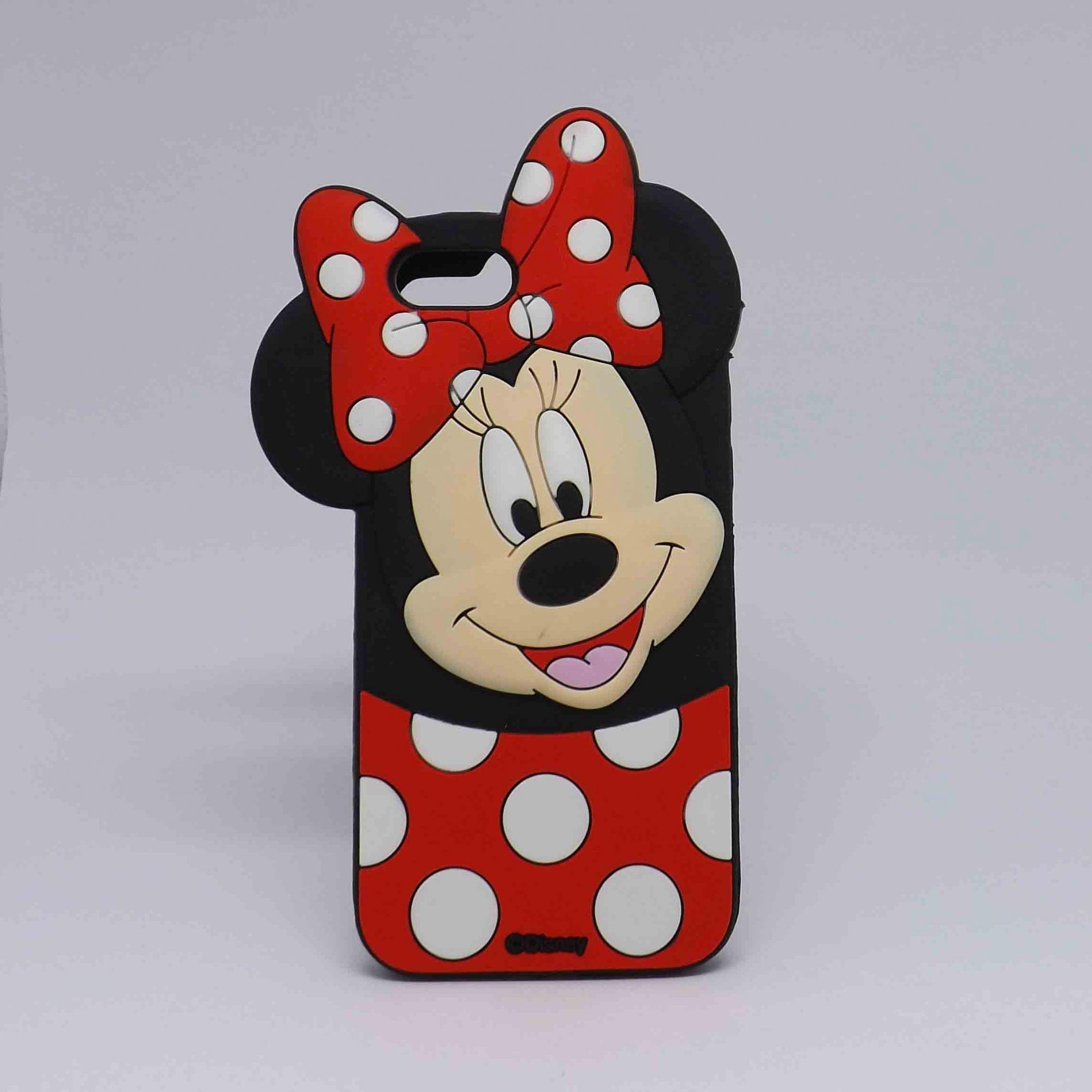 Capa iPhone 7/8 Personagens -  Minnie