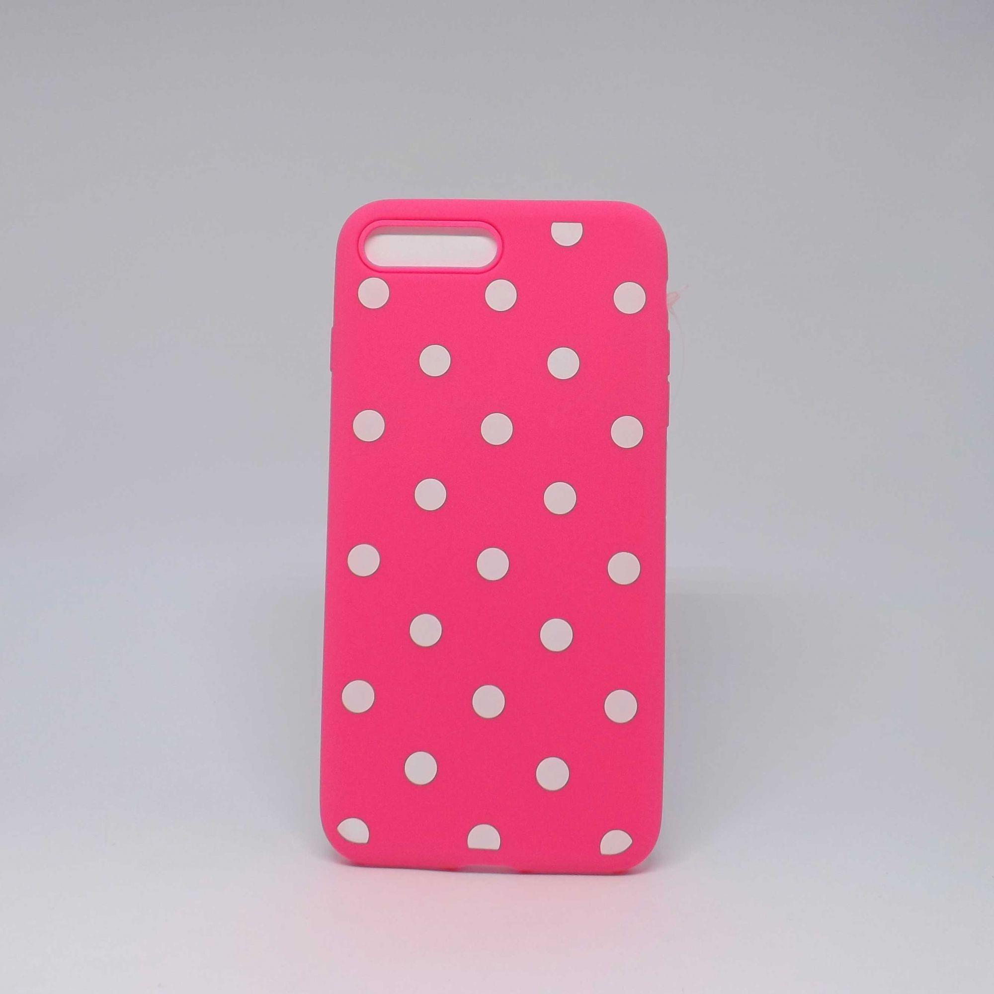 Capa Iphone 7 Plus/8 Plus Borracha Estampada