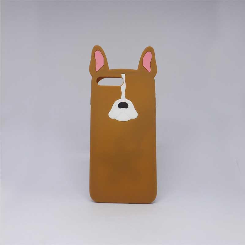 Capa iPhone 7 Plus/8 Plus Personagens - Cachorrinho