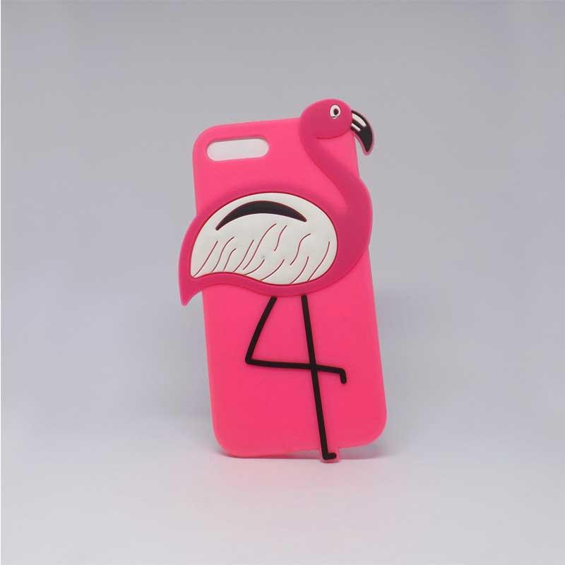 Capa iPhone 7 Plus/8 Plus Personagens - Flamingo