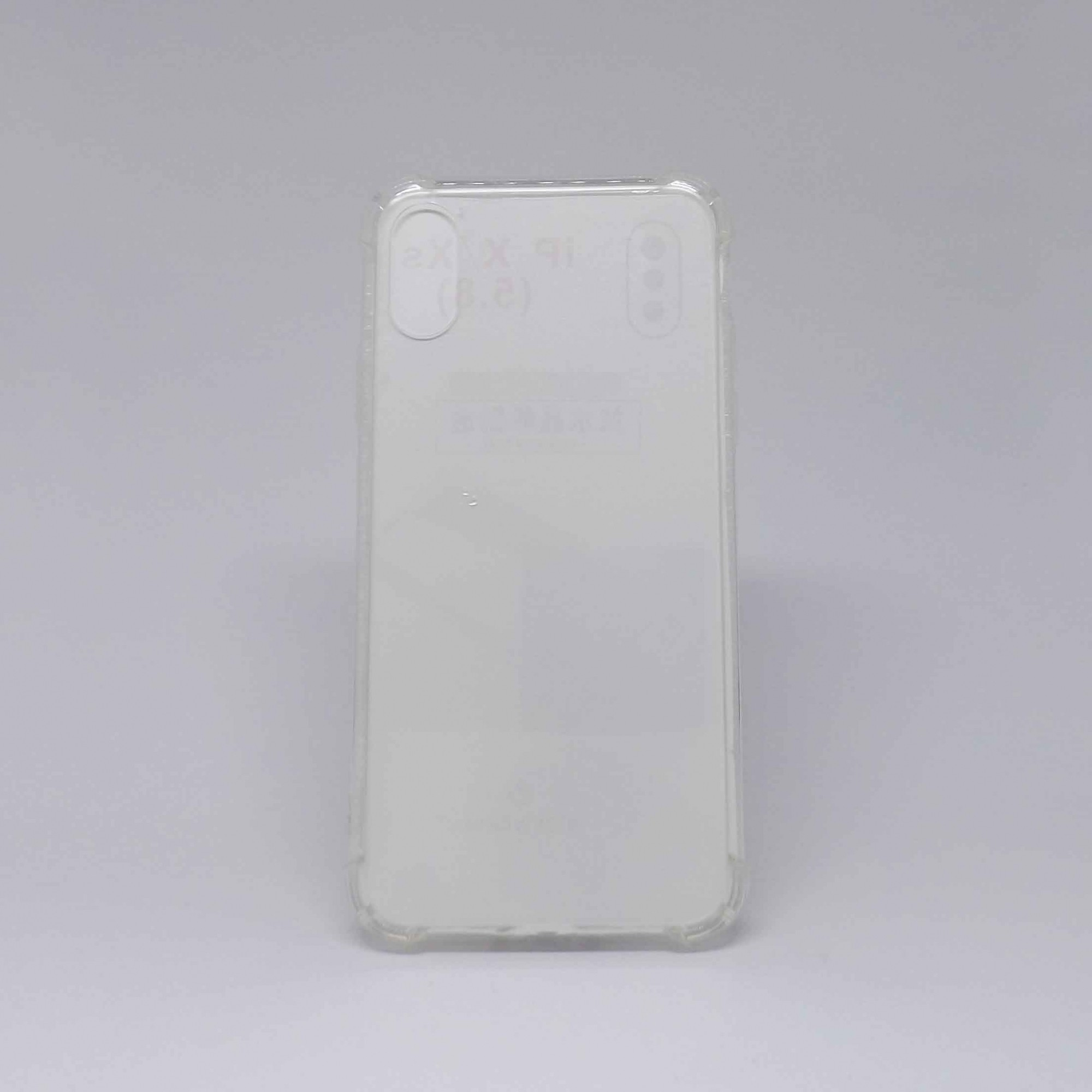 Capa Iphone X/Xs  Antiqueda Transparente