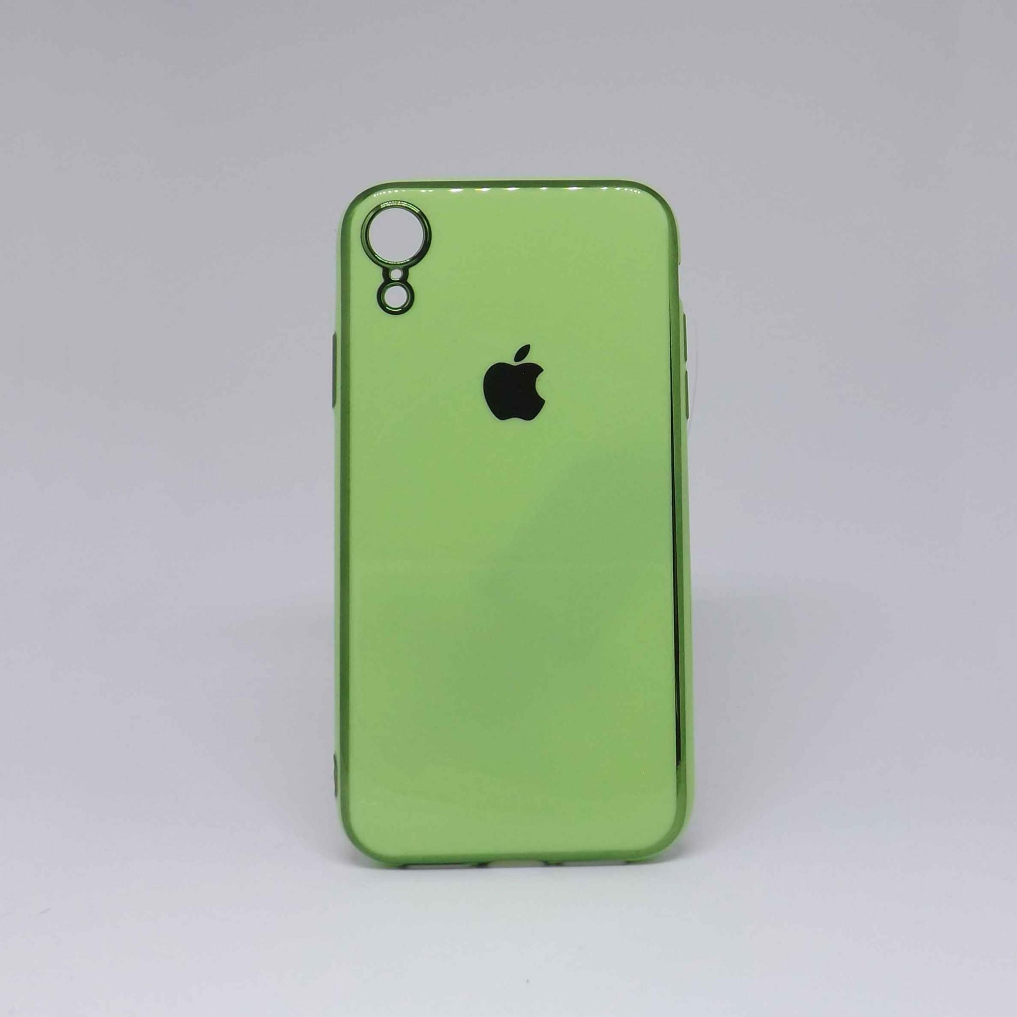 Capa iPhone Xr Brilho