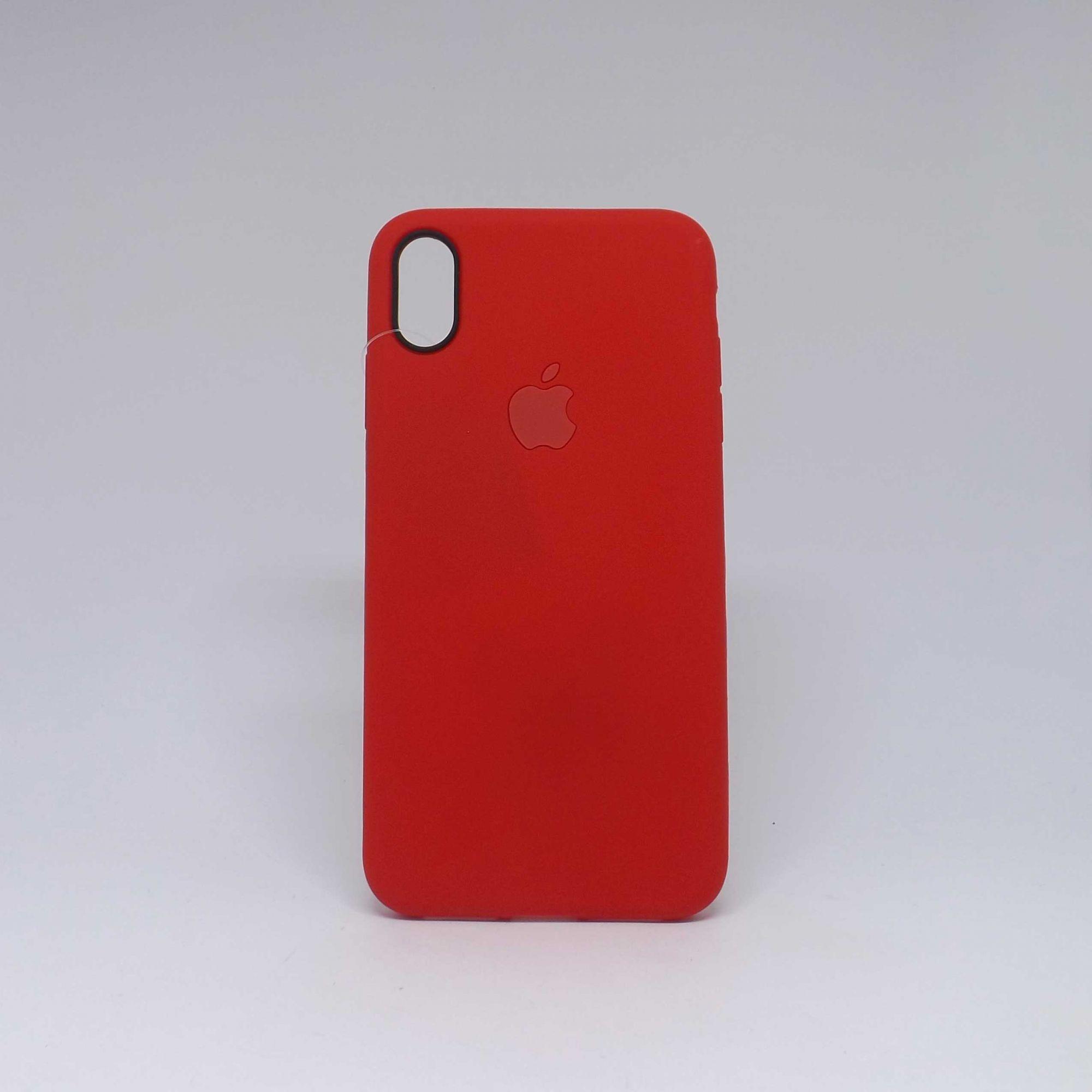 Capa Iphone Xs Max Borracha