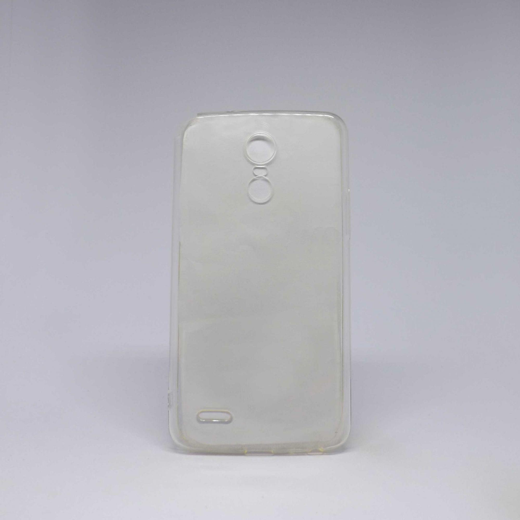 Capa LG K10 Pro Transparente