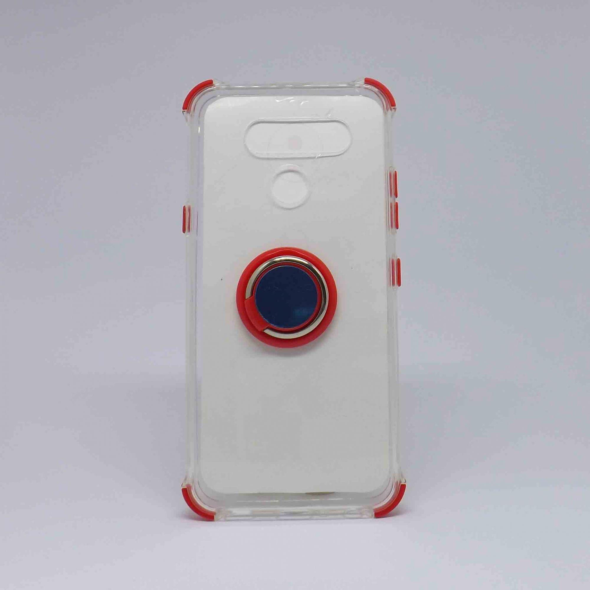 Capa LG K12 Max Transparente com Pop Case